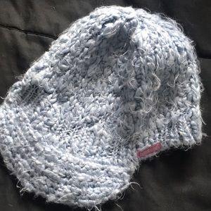 Baby Blue Billabong hat